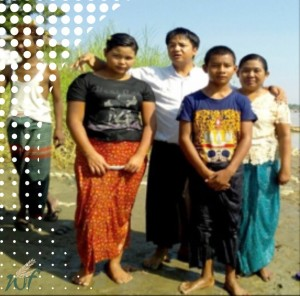 New Believers in Myanmar