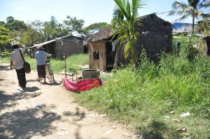 Hard places including extreme poverty